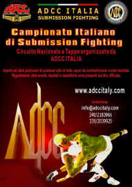ADCC Italia Submission Fighting Championship